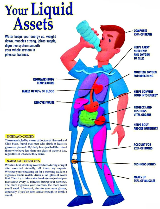 your liquid assets