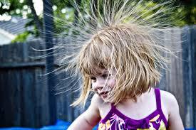 trampoline hair