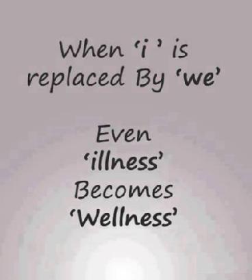 illness wellness