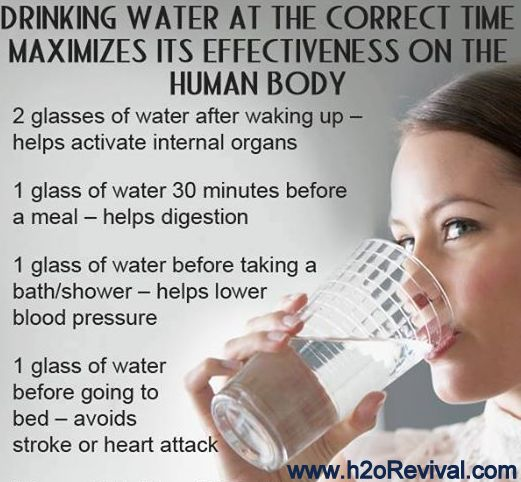 water protocol