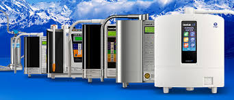 ionizer options